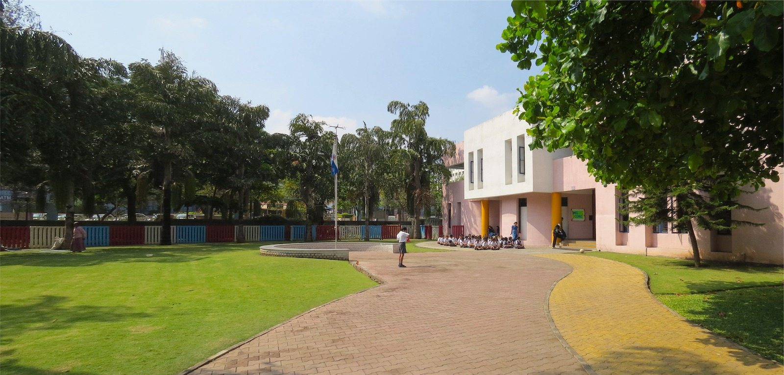 Magarpatta City School